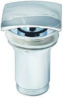 Донный клапан автомат KAISER 8033 Хром