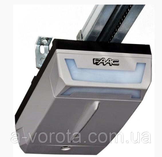 FAAC D1000 Kit 2620 привод для секционных-гаражных ворот высота до 2.62м