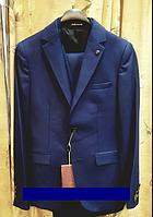 Костюм-двойка школьный синий для подростка р.158-164  Paulo Carvelli Турция