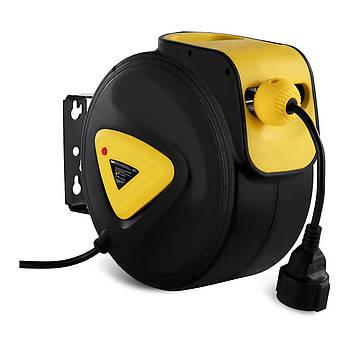 Автоматический кабельный барабан 10 + 1,5 м MSW Марка Европы