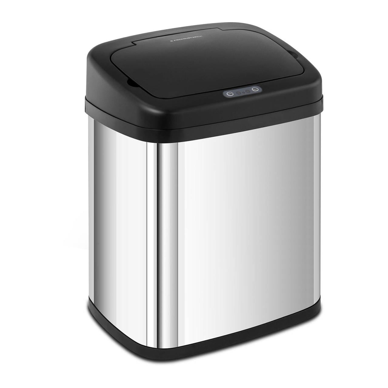 Автоматичний сміттєвий бак - 20 л - прямокутний Fromm & Starck