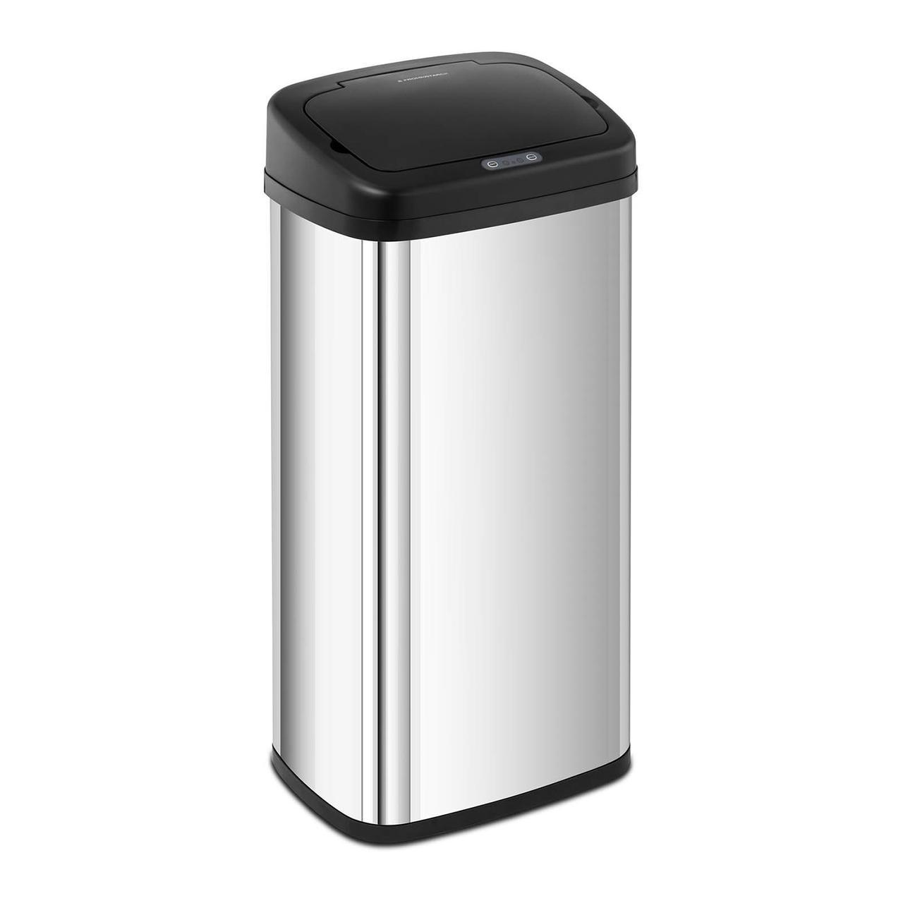 Автоматичний сміттєвий бак 40 л - прямокутний Fromm & Starck