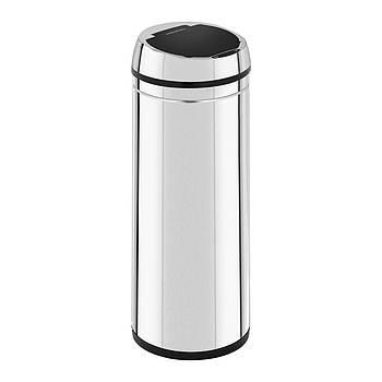 Автоматический мусорный бак 22 л - нержавеющая сталь - датчик 20 см Fromm & Starck Марка Европы