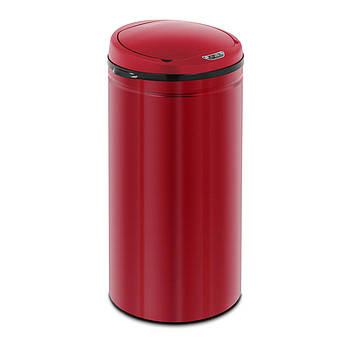 Автоматический мусорный бак 42 л - датчик 30 см - красный Fromm & Starck Марка Европы