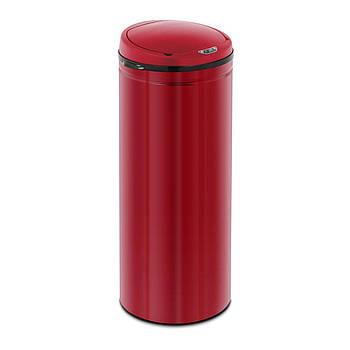 Автоматический мусорный бак 50 л - датчик 30 см - красный Fromm & Starck Марка Европы
