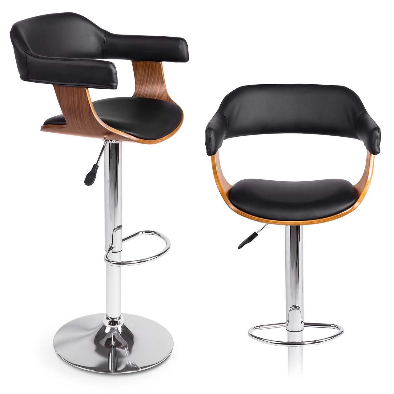Барний стілець Sofotel Pergo чорний