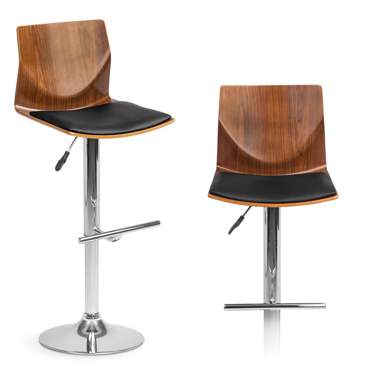 Барний стілець Sofotel Rigi чорний