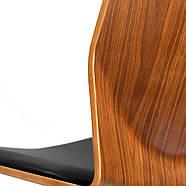 Барний стілець Sofotel Rigi чорний, фото 10