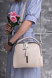 Женская кожаная сумка из натуральной кожи, фото 5