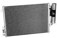 Радиатор двигателя на Рено Трафик 01-> 1.9dCi (-AC) — NRF (Нидерланды) - 58333