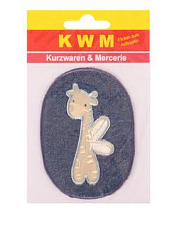 "Нашивка ""Жираф"" KWM"