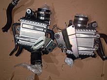 Радиаторы интеркуллера левый правый Infiniti Q50 Q60 3.0t vr30ddtt 144615ca1a 144615ca0a