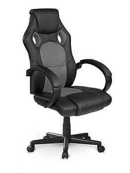 Кресло игровое поворотное серое Sofotel Master Марка Европы