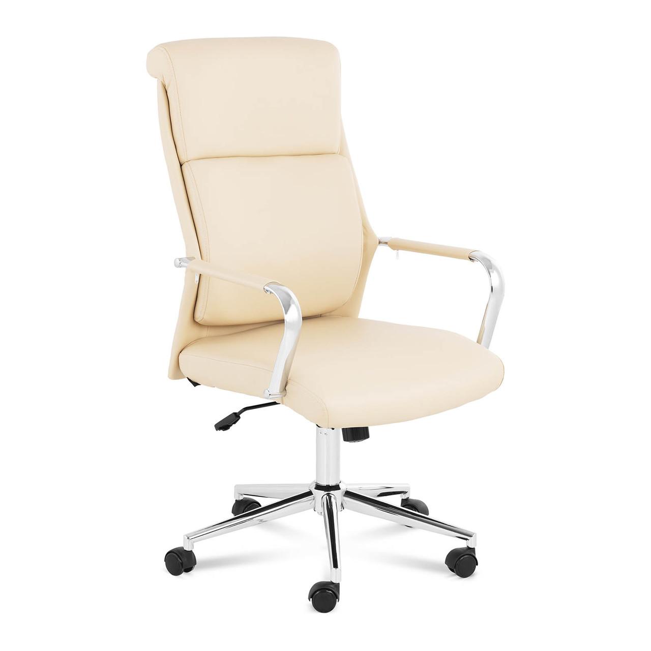 Кресло офисное - поворотное - светло-коричневый Fromm & Starck