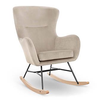 Кресло-качалка - серый Fromm & Starck Марка Европы
