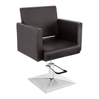 Парикмахерское кресло Physa Bedford коричневое Physa Марка Европы