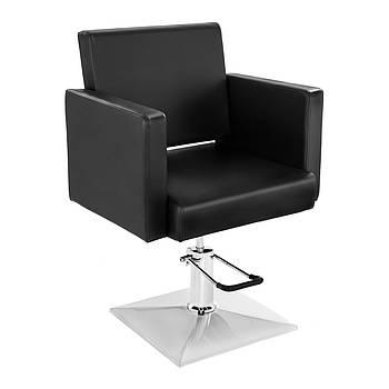 Парикмахерское кресло Physa Bedford черное Physa Марка Европы