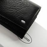 Женский кожаный кошелек Dr. Bond с визитницей, фото 3