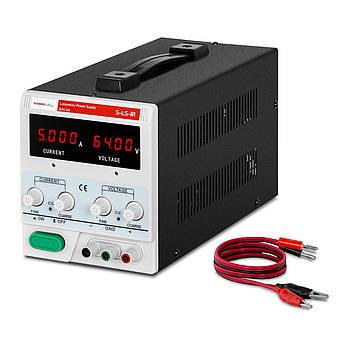 Лабораторний блок живлення - включено 0-64 В - 0-5 А - 320 Вт Stamos Soldering Марка Європи