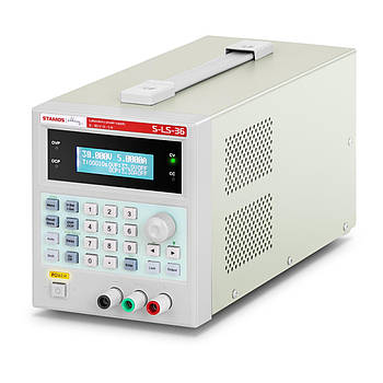 Лабораторний джерело живлення - 0-30 В - 0-5 А постійного струму - USB-кабель - функція пам'яті, ЖК-дисплей Марка Європи