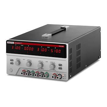Лабораторний джерело живлення - 2 x 0-30 В - 0-5 A DC - 4 x світлодіода Stamos Soldering Марка Європи