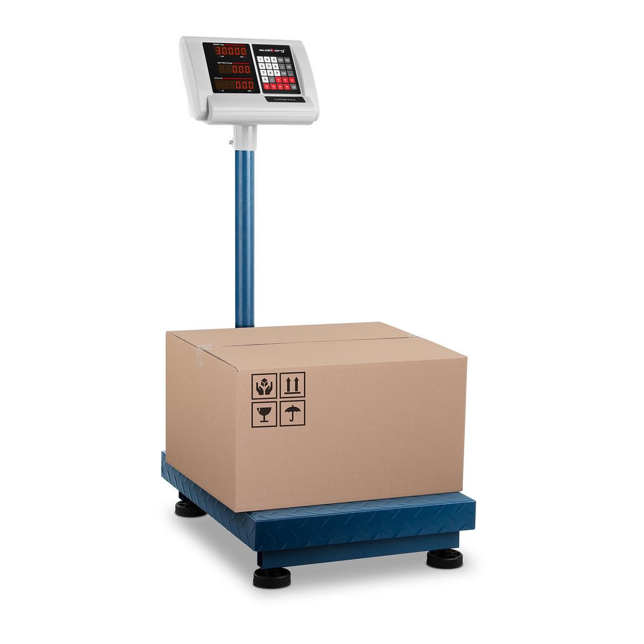 Платформенные весы - 300 кг / 50 г - складные Steinberg Systems