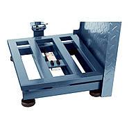 Платформенные весы - 300 кг / 50 г - складные Steinberg Systems, фото 7