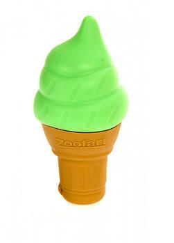 """Игрушка силиконовая для собак """"Мороженое"""" Zoofari"""