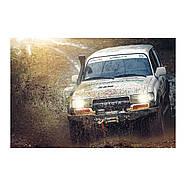Лебедка - 2000 фунтов - 907 кг - Экономичная серия MSW, фото 6
