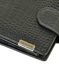 Мужской кожаный кошелек Bretton Натуральная кожа премиум качества, фото 3