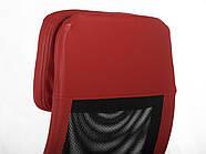 Висока сучасне офісне крісло Rio red, фото 5