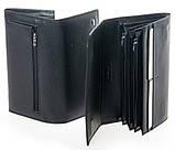 Жіночий шкіряний гаманець Dr.Bond на магніті, фото 2