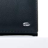 Жіночий шкіряний гаманець Dr.Bond на магніті, фото 3