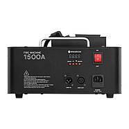 Генератор туману - 509 м3 / хв - DMX - 3 кольори світлодіодів Singercon, фото 2