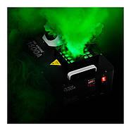 Генератор туману - 509 м3 / хв - DMX - 3 кольори світлодіодів Singercon, фото 6