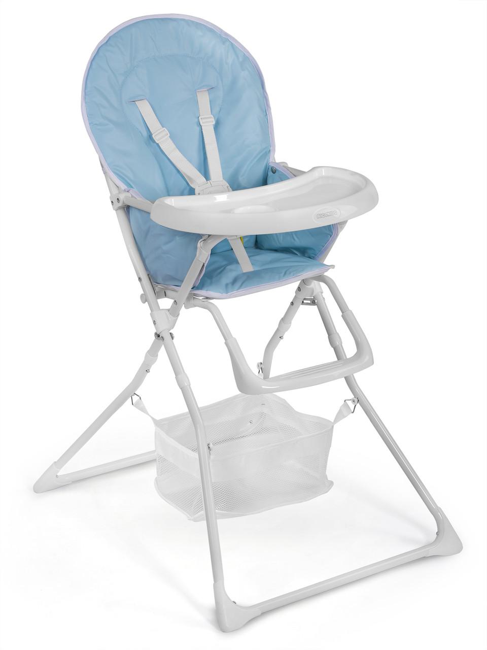 Стільчик зі столиком Ricokids FANDO blue + безкоштовна кошик Марка Європи
