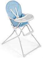 Стільчик зі столиком Ricokids FANDO blue + безкоштовна кошик Марка Європи, фото 2