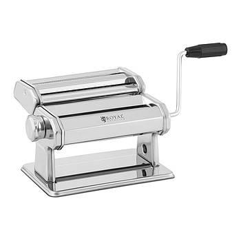 Макаронная машина - ручная - 170 мм Royal Catering Марка Европы