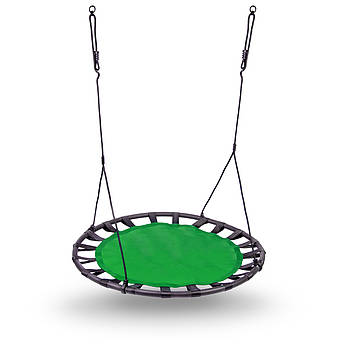Гнездо качели Swingo XXL 120 см зеленые Марка Европы