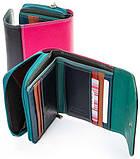 Жіночий шкіряний гаманець Dr.Bond, фото 2