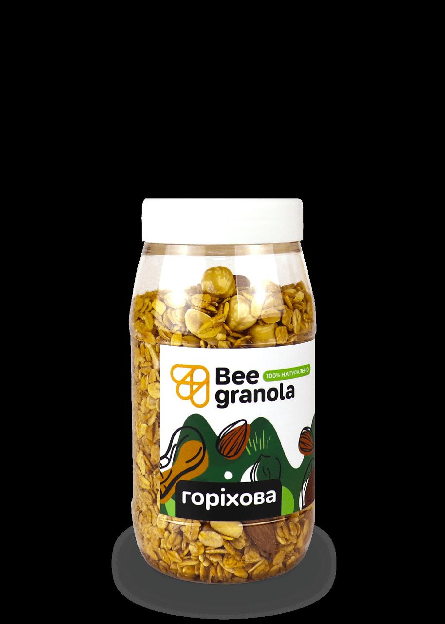 Гранола Горіхова без цукру Bee Granola, 250 г