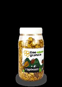 Гранола Ореховая без сахара Bee Granola, 250 г