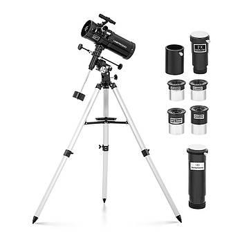 Телескоп Ньютона - 1000 мм - зеркало Ø114 мм Uniprodo Марка Европы