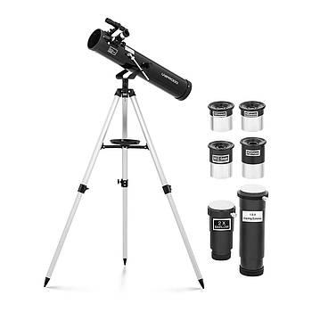 Телескоп Ньютона - 700 мм - зеркало Ø76 мм Uniprodo Марка Европы