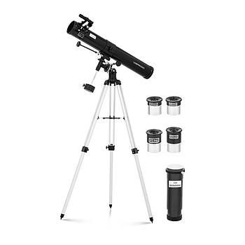 Телескоп Ньютона - 900 мм - зеркало Ø76 мм Uniprodo Марка Европы