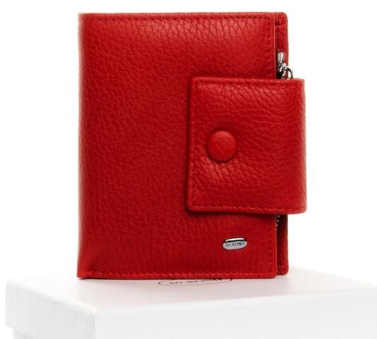 Жіночий шкіряний гаманець Dr.Bond