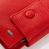 Жіночий шкіряний гаманець Dr.Bond, фото 3