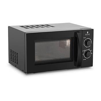 Микроволновая печь - 20 л - 900 Вт - черный Royal Catering Марка Европы