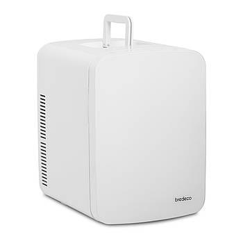 Мини-холодильник - автомобиль - 15 л - термостат Bredeco Марка Европы