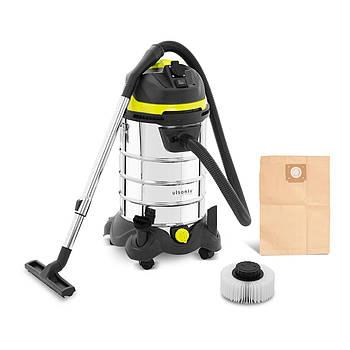 Промышленный пылесос - 1400 Вт - 30 л - розетка Ulsonix Марка Европы
